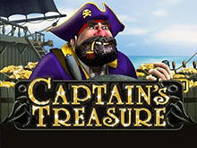 Captains Treasure от Playtech – интернет-автомат с пиратским сюжетом